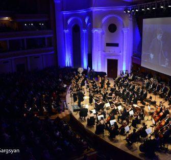 Narodowa Młodzieżowa Orkiestra Armenii