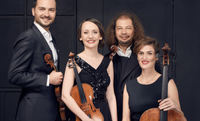 Szymanowski Quartet i Wojciech Pszoniak