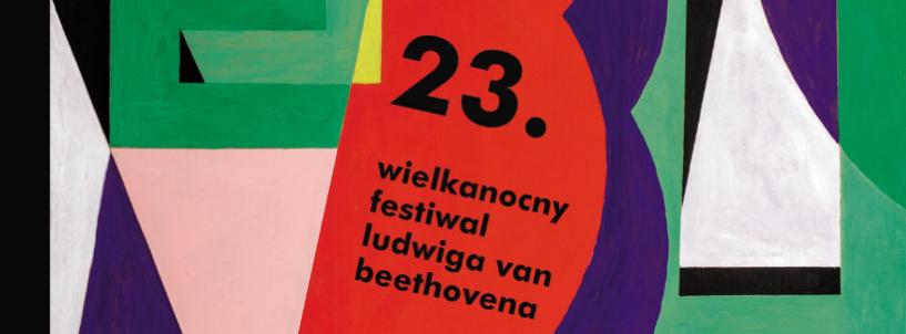 Program of 23. Ludwig van Beethoven Easter Festival