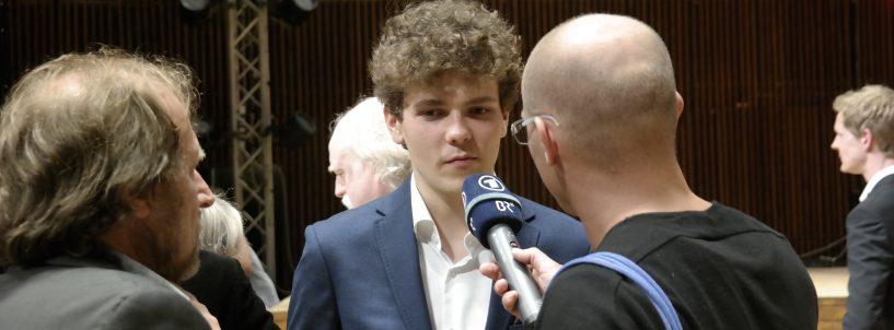 Szymon Nehring zwycięzcą 15. Międzynarodowego Mistrzowskiego Konkursu Pianistycznego Artura Rubinsteina.