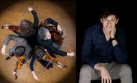 Łukasz Krupiński i Szymanowski Quartet na Festiwalu Montafoner Resonanzen