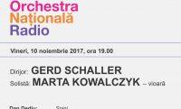 (Polski) Marta Kowalczyk w Bukareszcie