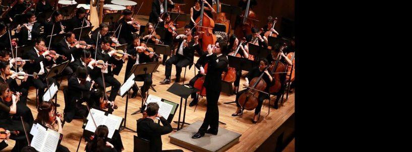 (Polski) Dawid Runtz laureatem pierwszego międzynarodowego konkursu dyrygenckiego w Hong Kongu