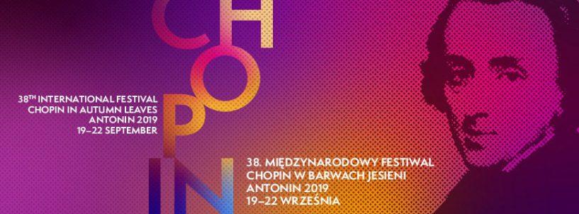"""(Polski) Koncert Łukasza Krupińskiego na 38. Międzynarodowym Festiwalu """"Chopin w barwach jesieni"""""""