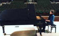 (Polski) Szymon Nehring wystąpił z recitalem w Rzymie