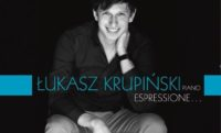 Premiere of Lukasz Krupinski's debut CD album