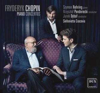 "(Polski) JOKER dla płyty ""Fryderyk Chopin: Piano Concertos"""