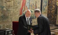 Nagroda PAU im. Erazma i Anny Jerzmanowskich dla Krzysztofa Pendereckiego