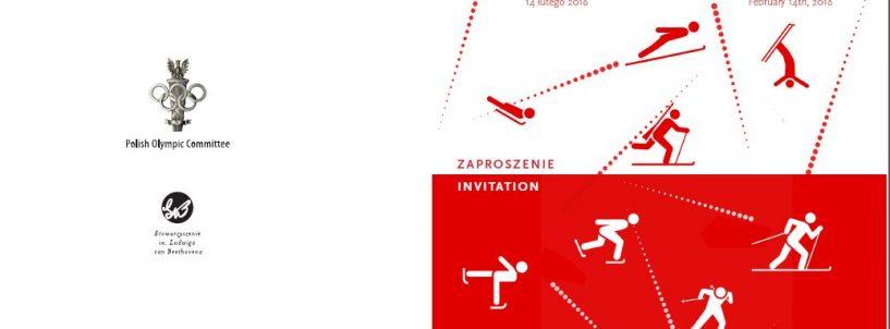 (Polski) Stowarzyszenie na Zimowych Igrzyskach Olimpijskich w PyeongChang w Korei Południowej