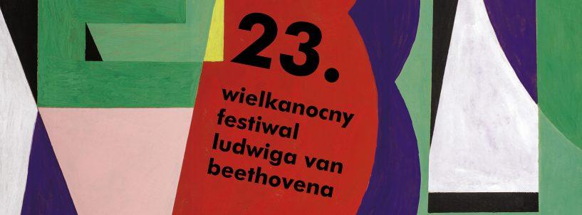 (Polski) Znamy nazwisko autora plakatu 23. Wielkanocnego Festiwalu Ludwiga van Beethovena