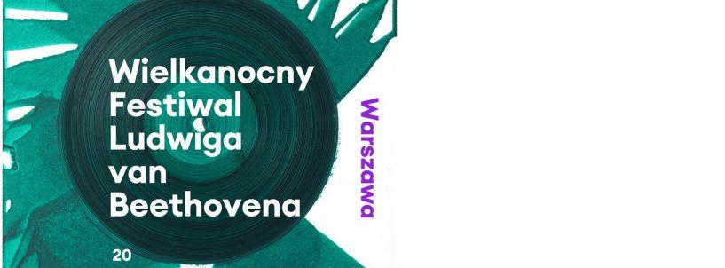 (Polski) Przedstawiamy plakat 25. Wielkanocnego Festiwalu Ludwiga van Beethovena